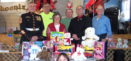 Local 'Toys for Tots' campaign underway in Chenango