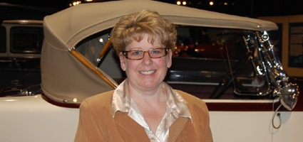 New Director At Wheel Of Car Museum