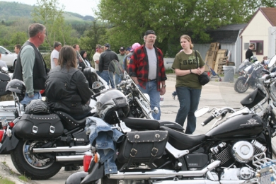 Sherburne continues Bike Night tradition