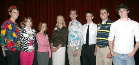 Arts Council Honors Lucy Funke Scholarship Recipients