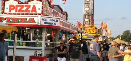 Otsego County Fair opens in Morris Tuesday