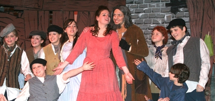 "NHS Stages ""Oliver"" This Weekend"