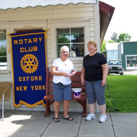 Oxford Rotary Plans July Fourth Raffle
