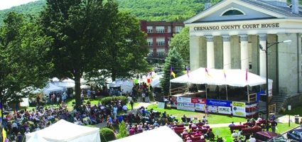 15th Annual Colorscape Chenango This Weekend