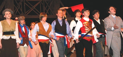 Norwich stages Les Misérables  this weekend