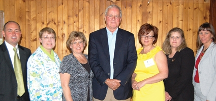 Chenango's finest honored at Chamber luncheon