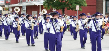 61st Annual Sherburne Pageant of Bands Results
