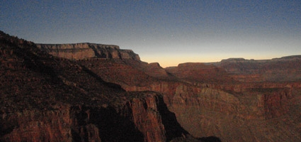Off The Map: Week One - Grand Canyon By Moonlight