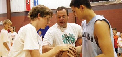 YMCA hosts All-Star Basketball Camp