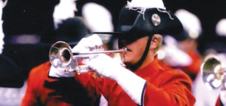 Local Trumpeter To Be Recognized Following Rome Performance