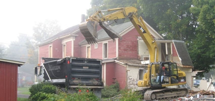 Work begins on Historical Society's Research Center