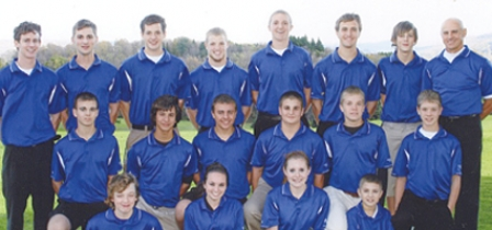 Norwich golf team closes fine season at STAC Championship