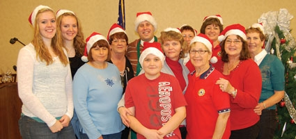 Delivering Christmas: The New York State Veterans' Home