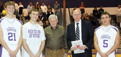 NHS program dedicated to Dunne, Smith