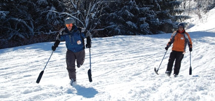 Winter Challenge: Volunteers share their love of snow sports