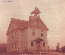 Schools Of The Past: Guilford District 4:  Mt. Upton Union School Part I