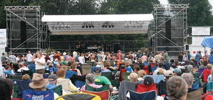 The Chenango Blues Association presents its 19th annual Blues Fest