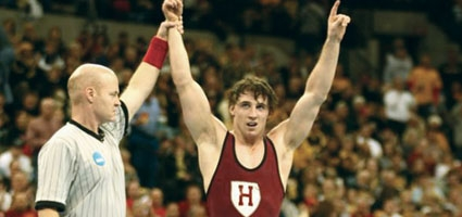 O'Connor to join Harvard wrestling staff
