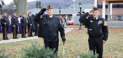 Norwich Honors Those Who Served