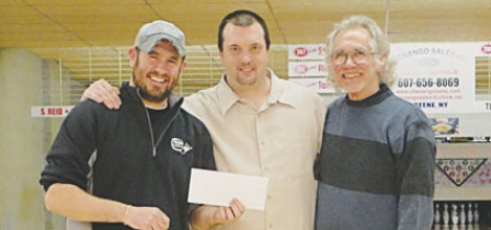 Williamson wins 2012 Greene Bowlodrome mixed scratch house championship