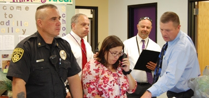 Mock school shooting tests skills of police, EMS