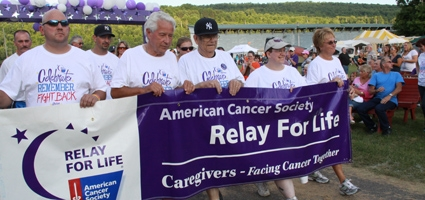 16th Annual Relay For Life Gets Underway
