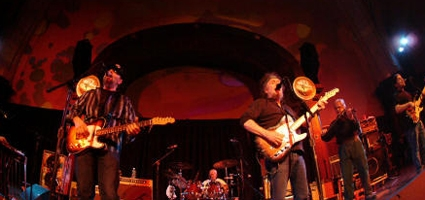 Psychedelic Rockers The New Riders Of The Purple Sage Return