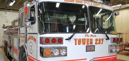 City Seeking New Options For Damaged Fire Truck
