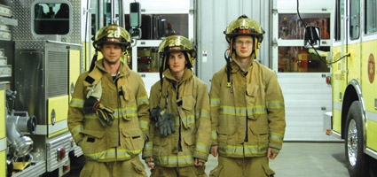 Sherburne welcomes new class of volunteer firefighters