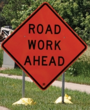 Rt. 12 roadway work suspended for winter