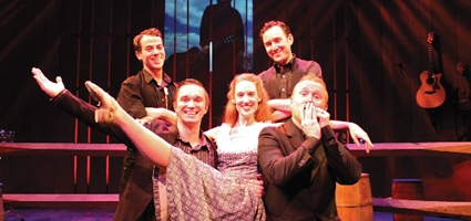 Ring of Fire review; popular Chenango River Theatre show held over through Sept. 8