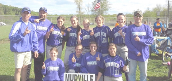 Norwich JV Softball Finishes Super Season Strong