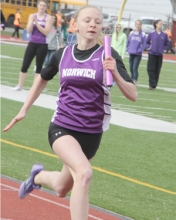 Tornado Track And Field Set For Serious Section IV Competition