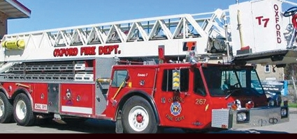 OFD Makes Case For $850K Fire Apparatus