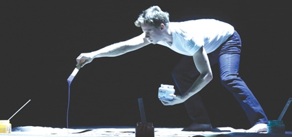 Norwich Dance Company Performs New Pieces In Hamilton
