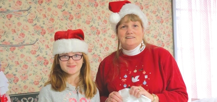 'Santa's Secret Shoppe' announces door prize winners