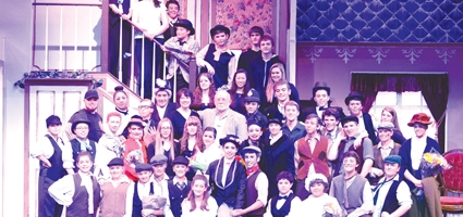 'Mary Poppins' Final Curtain Call For Longtime Director, Says Goodbye