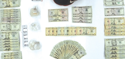 NPD's Drug Arrests Doubled: Narcotics Detective, K9s, And Officer Proactivity Credited