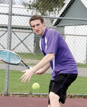 Norwich tennis team advances to STAC final