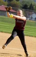 Greene places second in own softball tournament; S-E wins two of three