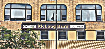 McLaughlin's Department Store celebrates 40 years