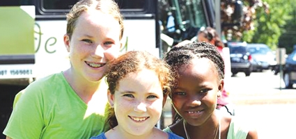 Fresh Air Fund Begins Its Summer Program, Local Residents Participate