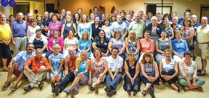 NHS Class Of 1975 Holds Reunion