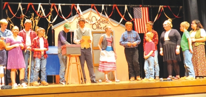 Stage is set for OV Drama Club weekend performance