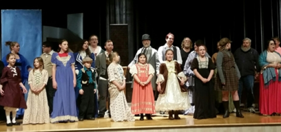 Afton Community Theater to stage A Christmas Carol