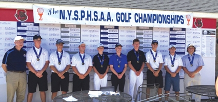 Johnson and Maynard integral part for Section IV team performance at states