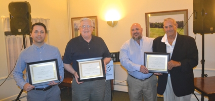 Three men inducted into Greater Norwich Golf Hall of Fame