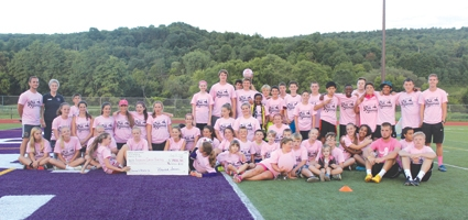 Norwich Soccer Booster Clubs Accepting  Donations For 2nd Annual Kick Cancer Soccer-a-thon