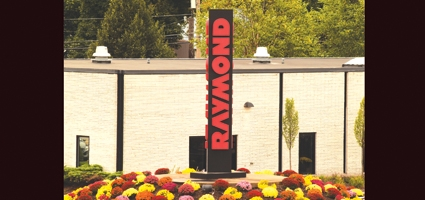 Raymond Corporation celebrates innovation milestone