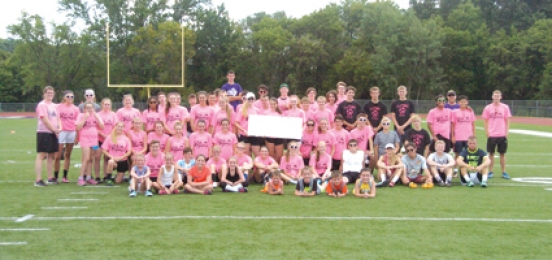 Second annual Kick Cancer-a-thon